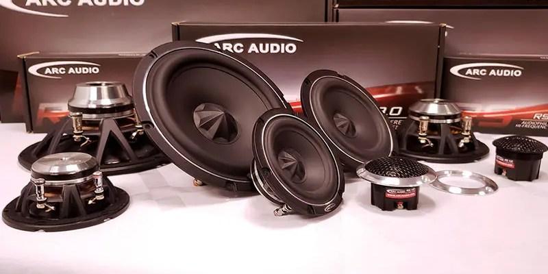 Product Spotlight: ARC Audio RS Series Speakers