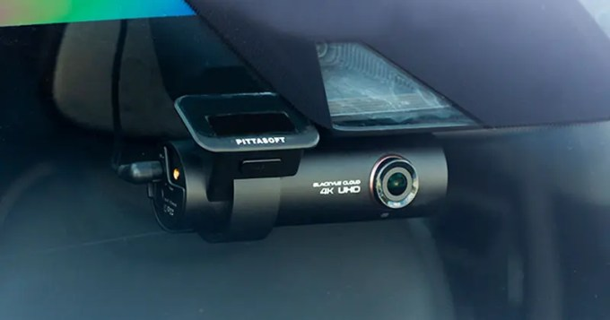 Advanced Dashcam