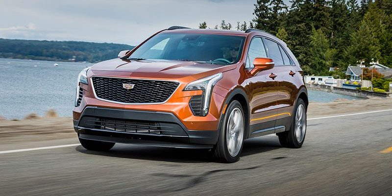 2019 Cadillac XT4. The Caddy Cute-Ute!