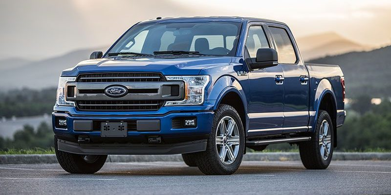Popular Upgrades for Ford Pickup Trucks