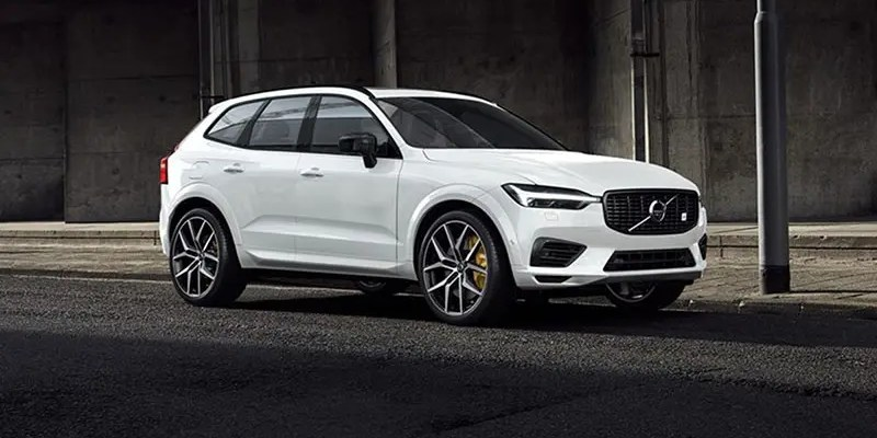 2020 Volvo XC60 T8 E-AWD Polestar: Doing Everything Well
