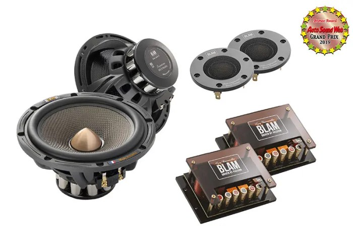 Audio Upgrades