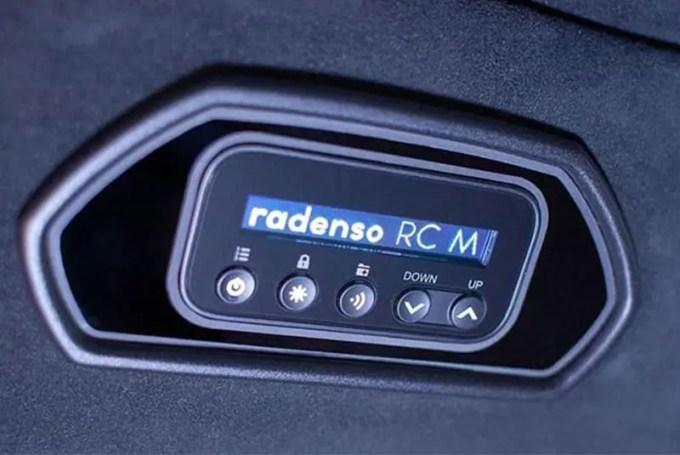 Radar Custom Installation
