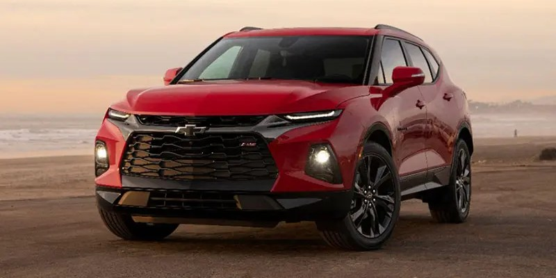 2020 Chevrolet Blazer. Just Blaze!