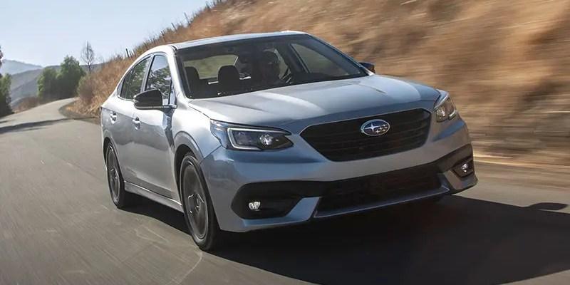 2020 Subaru Legacy Limited XT. Living Legacy!