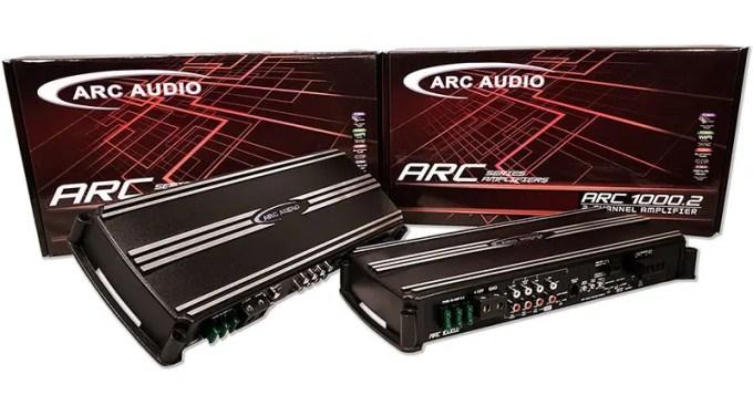 ARC Amplifiers