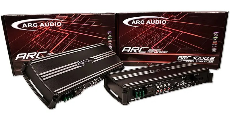 Product Spotlight: ARC Audio ARC Amplifiers