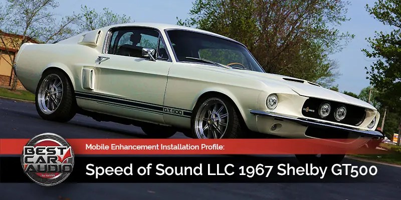 Mobile Enhancement Industry Profile: 1967 Shelby GT500