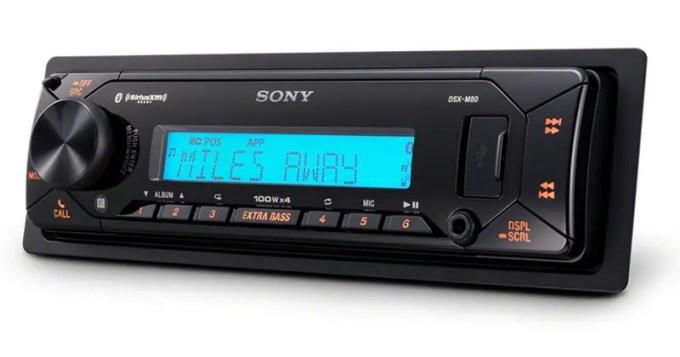 Sony DSX-M80