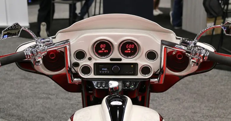 Motorcycle Radio