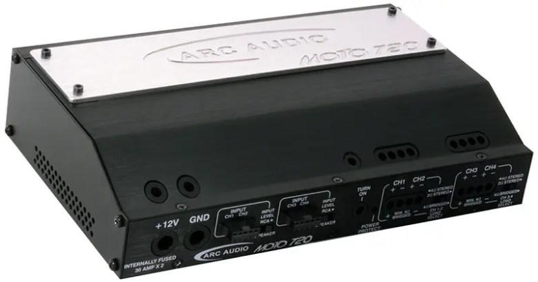 ARC Audio MOTO720
