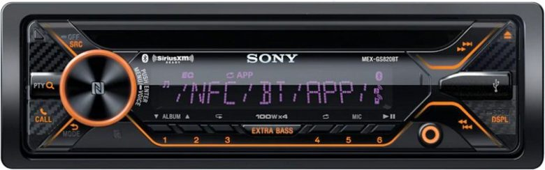 Loud Car Stereo