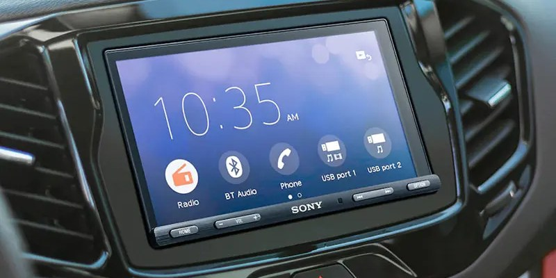 Product Spotlight: Sony XAV-AX5500 Bluetooth Media Receiver