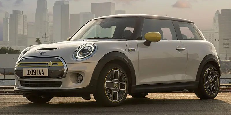 2021 Mini Electric. High Voltage!