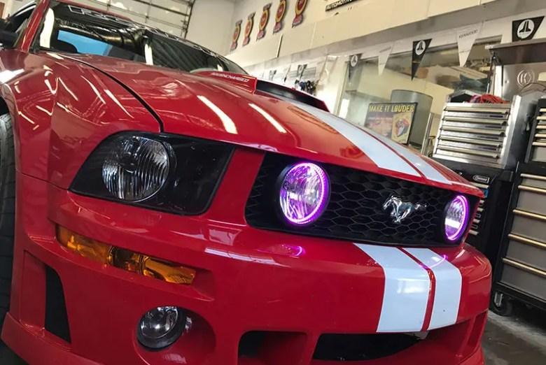Mustang Upgrades