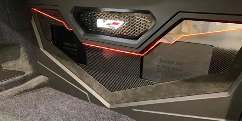 Custom Car Audio of the Future: Fire the Lasers!