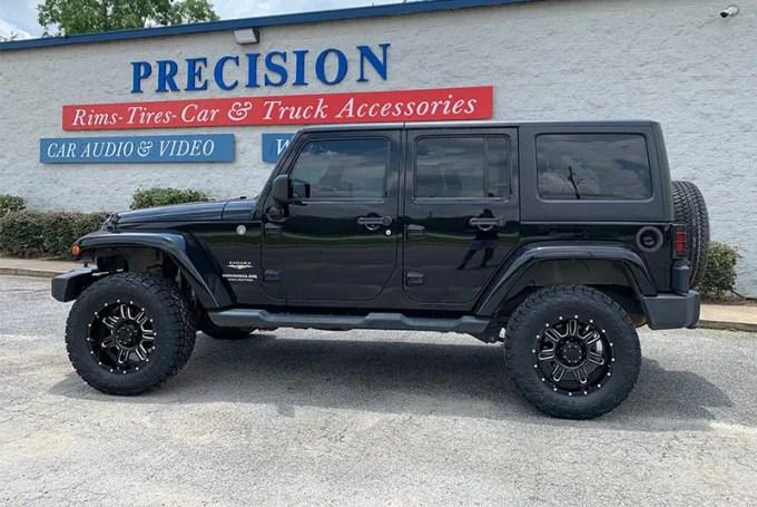 Jeep Upgrades