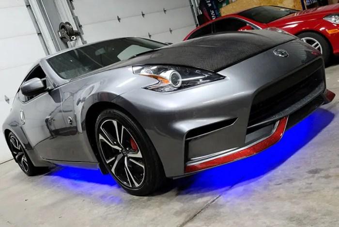 Nissan Upgrades