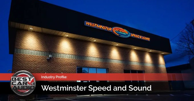 Westminster Speed and Sound