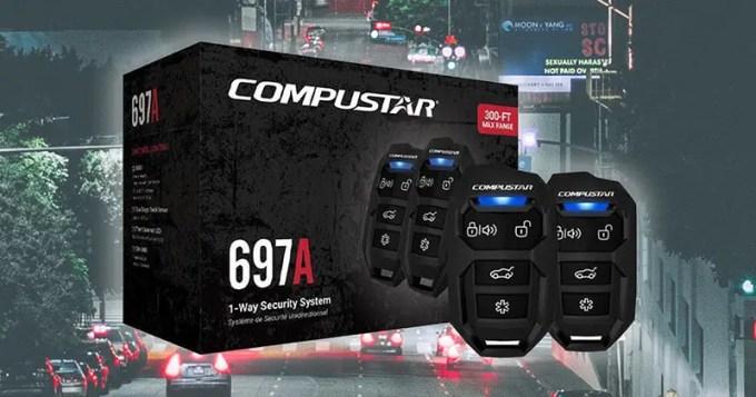 Compustar Security