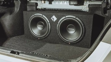 Product Spotlight: Rockford Fosgate Prime Series Subwoofer Enclosures