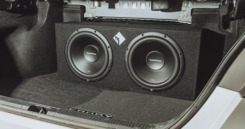 Product Spotlight: Rockford Fosgate Prime Series Subwoofer Enclosures
