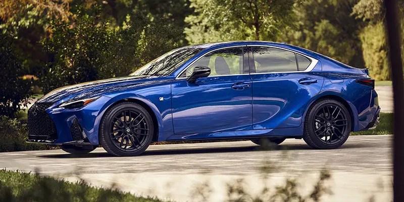 2021 Lexus IS 350 F Sport: The Sporty Lexus Sedan