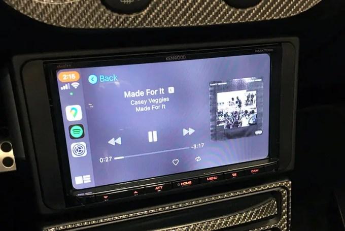 Toyota Sound Deadening