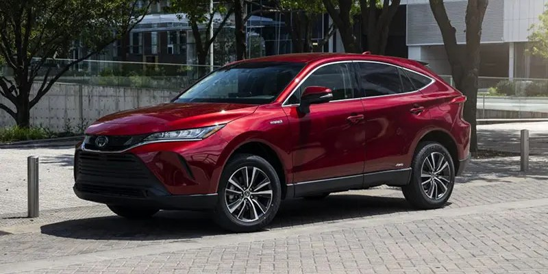 2021 Toyota Venza: Hybrid All The Way Around