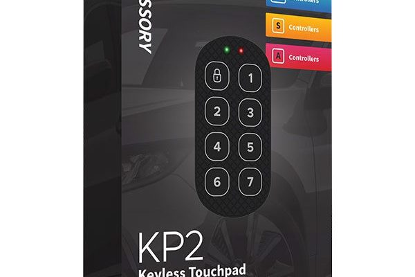 """Firstech Unveils New """"KP2"""" Keyless Touchpad Accessory for Remote Start"""