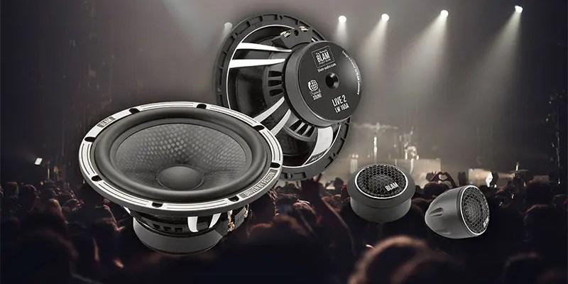 Product Spotlight: BLAM Live Series Car Audio Speakers
