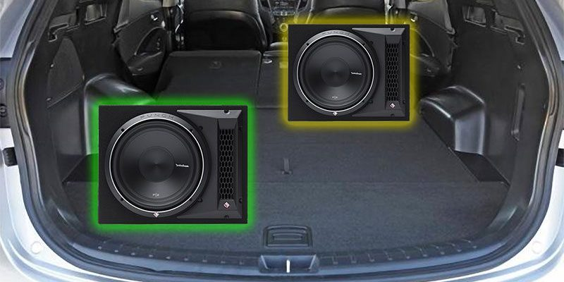Does the Location of the Subwoofer in Your Car or Truck Matter?