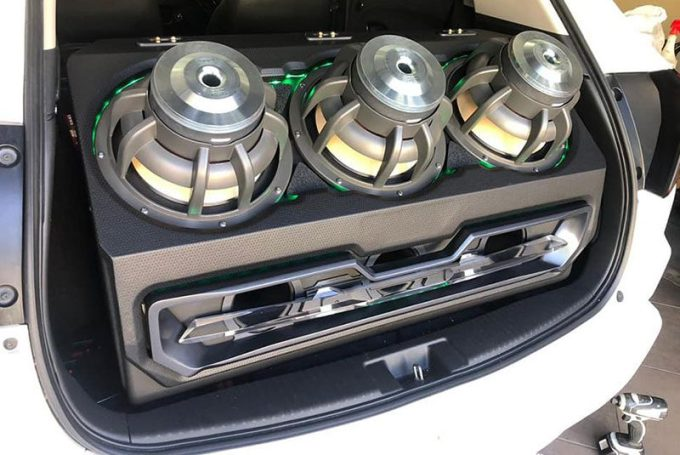 Inverted Subwoofers