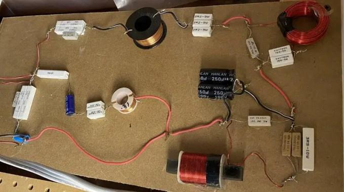 Speaker Resistor