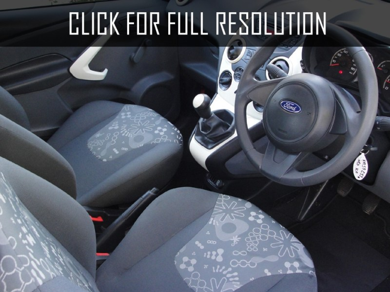 Ford Ka Interieur Styling Er S Guide Pictures