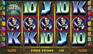 casino airport Slot