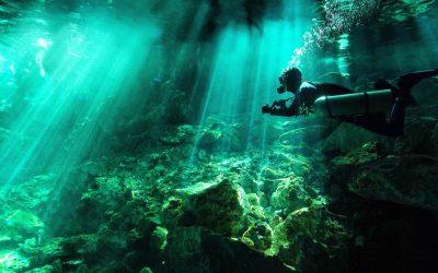Dos Ojos Cenote Diving