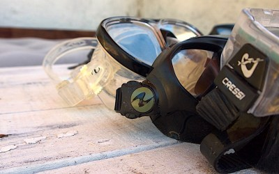 How to choose a scuba diving mask in 5 easy steps.