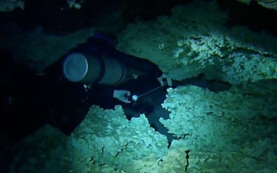 """The Discovery, Exploration and Survey of Cave System """"One, Two, Three."""""""