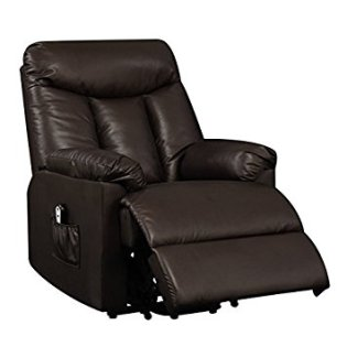 ProLounger Leather Power Recline Review (Best Wall Hugger Recliner)
