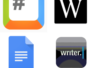 Best Chromebook Writing Apps