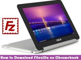 Filezilla for Chromebook