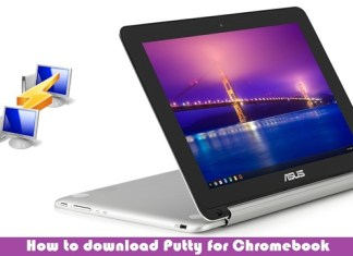 Putty for Chromebook