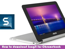 Snagit for Chromebook