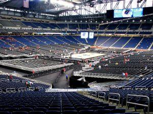 The MEN Arena Manchester