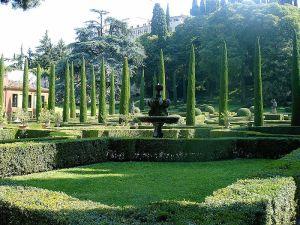 Giusti gardens Verona