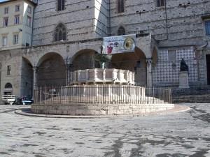 Perugia Foutain Maggiore