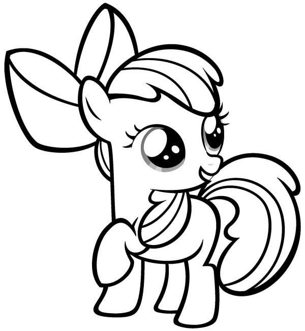 my little pony coloring pages online # 4