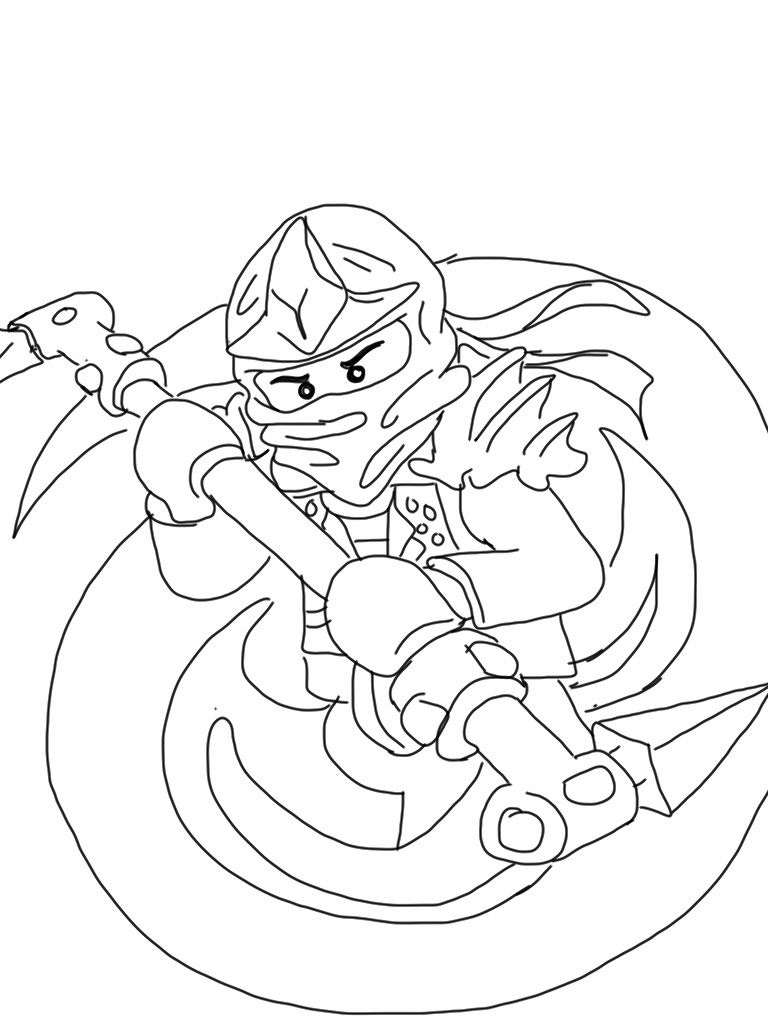 Top 40 Free Printable Ninjago Coloring Pages Online | 1024x768