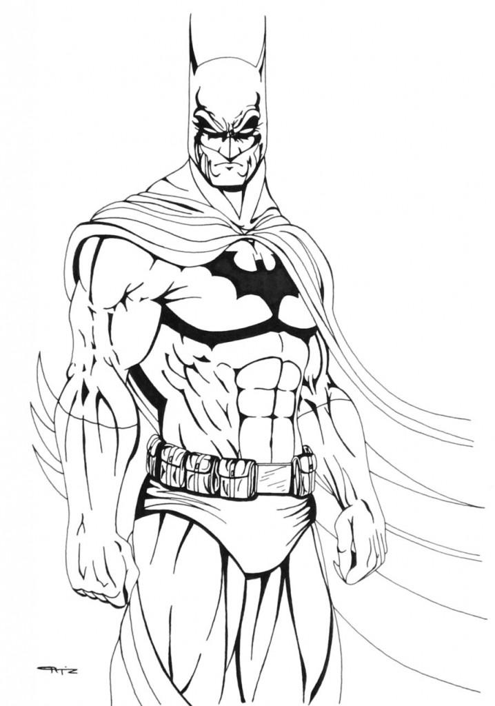 batman color pages print free for kids free printable batman